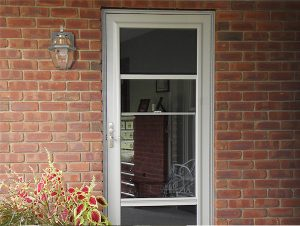 Picture of a Spectrum Series ProVia Storm Doors