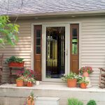 Decorator Replacement Storm Door
